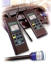 温湿度计(带声音报警) AZ-8721  AZ-8721