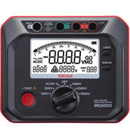 绝缘电阻测试仪 MG5000