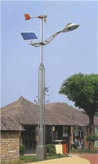 风光互补太阳能路灯配置 008