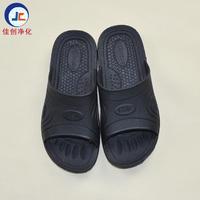 深圳SPU防靜電鞋五月爱婷婷六月丁香色厂家 无尘室防靜電拖鞋 拖鞋