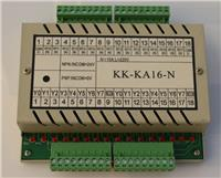 KK-KA16型PLC型开关量输出继电器放大板