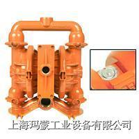 WILDEN氣動隔膜泵 Original?系列卡箍式金屬泵