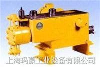 米頓羅計量泵-鍋爐加藥泵 MBH101