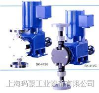 日本易威奇IWAKI計量泵SK系列 SK