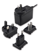 AC插头可更换充电器 TRG10R系列 10W墙壁式AC-DC电源 TRG10R050 TRG10R240 TRG10R120 TRG10R150  TRG10R050 TRG10R240 TRG10R120 TRG10R150 TRG10R060