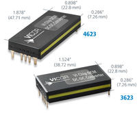 DCM? DC-DC 电源转换器DC9-50V输入 DCM3623x75H31C2y7z    DCM3623x75H26C2y0z  DCM3623x75H17C2y0z  ,DCM3623x75H13C2y0z