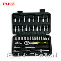 tajima/田岛维修工具38件套公制组套 TS-38