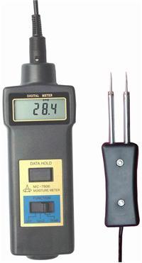 纸张水份测试仪 ZB-MC-7806