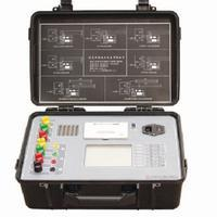 变压器绕组变形测试仪测试软件界面介绍 RX