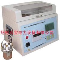 精密油介损体积电阻率测试仪 WBDY-V
