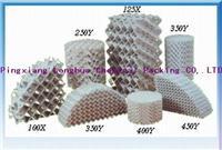 陶瓷波纹填料 250Y、450Y、550Y、700Y
