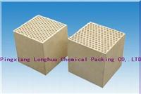 蜂窩陶瓷蓄熱體 100×100×100mm、150×150×150mm、150×100×100mm
