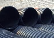 钢带增强聚乙烯(PE)螺旋波纹管