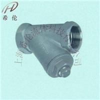 Y型不锈钢过滤器 GL11H