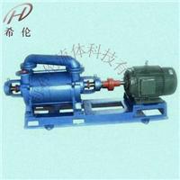 两级水环式真空泵 2SK