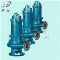 不锈钢防爆潜水排污泵 QWP