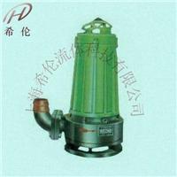 带切割装置排污泵 WQK/QG
