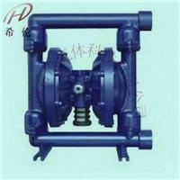 不锈钢气动隔膜泵 QBY