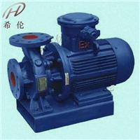 卧式管道油泵 ISWB