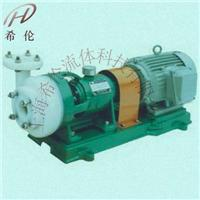 氟塑料合金离心泵 FSB