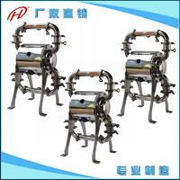 上海希伦牌316卫生级气动隔膜泵 QBW