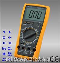 VC9801A+ |VC9802A+ |VC9804A+ |VC9805A+ 手动量程数字万用表 VC9801A+ |VC9802A+ |VC9804A+ |VC9805A+