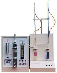JSQR-3B碳硫联测化验仪器