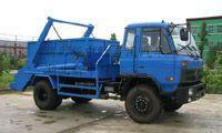 东风EQ145摆臂式垃圾车