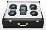 GX-2000B 定制版皮盒包装