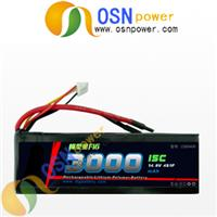 14.8V 3AH Li-poly Battery Packs for RC Products