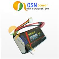 11.1V 800MAH Li-poly RC Battery Pack