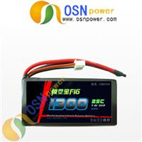 High Rare Li-polymer RC Battery Pack