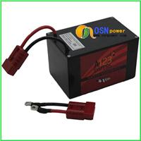 A123 13.2v6900mah lifepo4 battery pack Motorcycle Starter