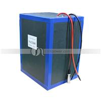96V 20Ah (80A Discharge) Lifepo4 Battery Pack