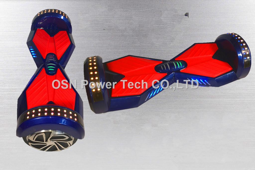 Self-Balance Smart Scooter