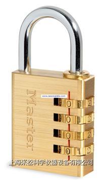 黃銅側開4位密碼鎖 604MCND / 604D