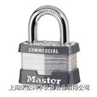 安全钢挂锁 Master lock,3系列,40mm宽锁体,19mmH锁钩