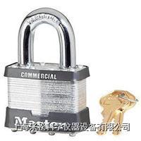 安全千层钢挂锁 Master lock,17系列,51mm宽锁体,11mm粗锁钩
