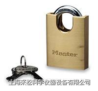 包鉤銅掛鎖 Master lock,2250系列,50mm寬鎖體,9mm粗鎖鉤