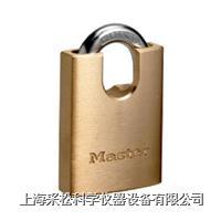 包钩黄铜挂锁 Master lock,2250,50mm宽锁体,9mm粗锁钩,大号