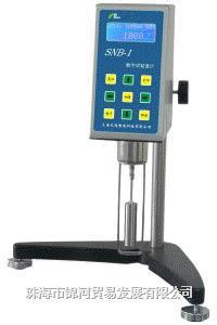 SNB-1数字式粘度计