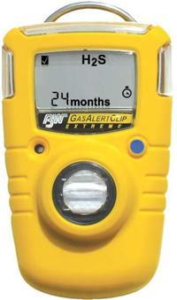 单一气体检测仪 GasAlertClip Extreme
