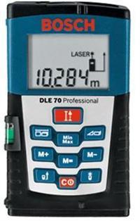 手持激光測距儀 DLE70