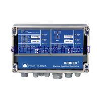 德國普盧福VIBREX機器振動保護監測儀在線振動監控系統 VIBREX