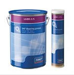 SKF可生物降解润滑脂  LGGB2