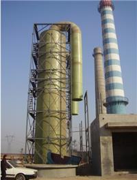 【高效環保】雙堿法工藝脫硫塔|隧道窯磚廠脫硫除塵塔|環保認證 齊全