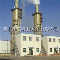 焦化煤场氨法工艺烟气脱硫塔现场制作 齐全