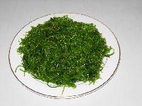 seasoned seaweed flavored