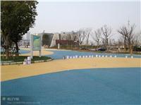 透水混凝土地坪材料组成及施工价格 RL
