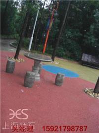 四川成都 彩色艺术地坪/透水地坪/透水路面 BES-92